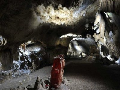 The Dechen Cave