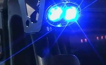 Forklift safety lights and Blue spot light for Forklift