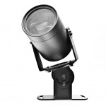 LB-0304RDO - 3 watts Red Orange LED spotlight for architectural and accent illumination