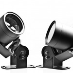 LB-0605WC - 3 watts Cool white LED spotlight for architectural and accent illumination